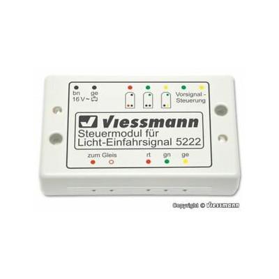 5222 Viessmann Stuurmodule voor licht inrij sein