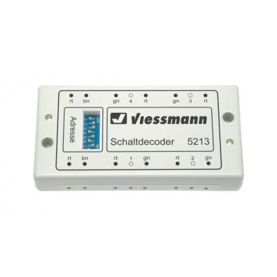 5209 Viessmann DCC Schakeldecoder