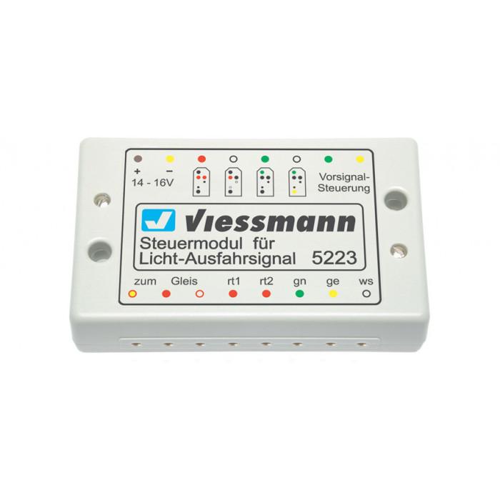 5223 Viessman Stuurmodule voor licht uitrij signaal