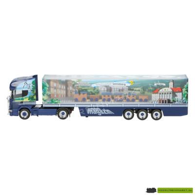 """Herpa Märklin Magazin Truck """"Spielzeugstadt Sonneberg"""""""