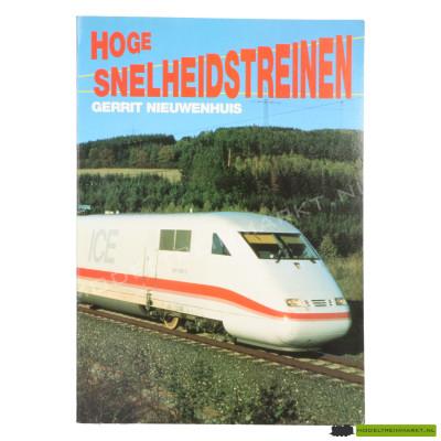 Hoge Snelheidstreinen - Gerrit Nieuwenhuis