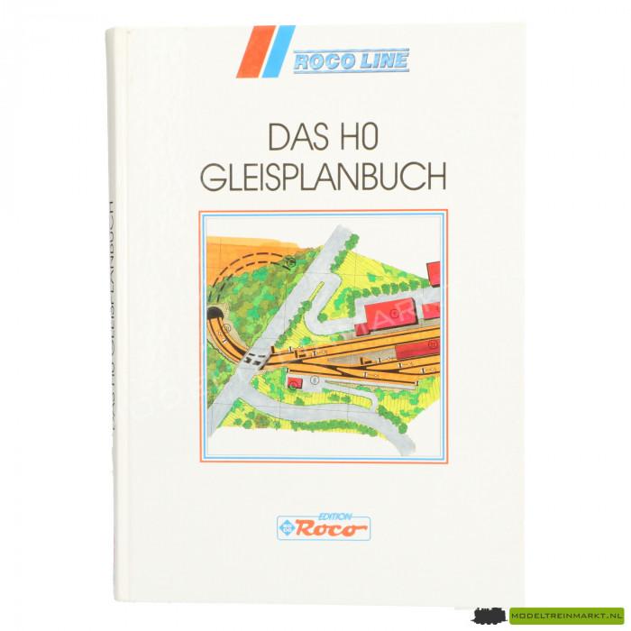 Das H0 Gleisplanbuch - Roco line