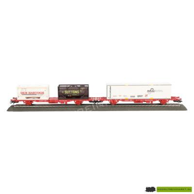 "47704 Märklin Set Containerwagens ""Rotterdam"""