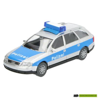 104 22 29 Wiking Politie - Audi A6