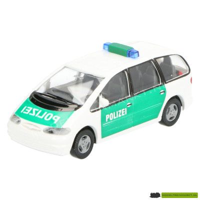 104 07 27 Wiking Politie - Ford Galaxy