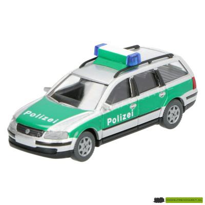 104 21 32 Wiking Polizei- VW Passat Variant