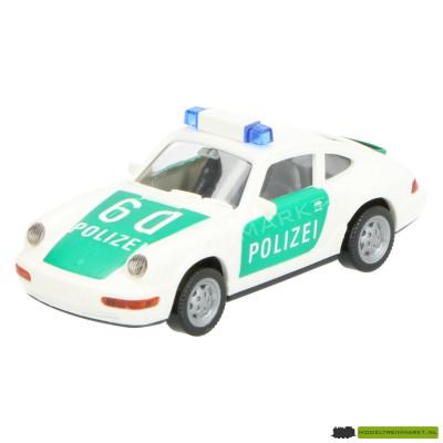 104 05 23 Wiking Politie - Porsche Carrera