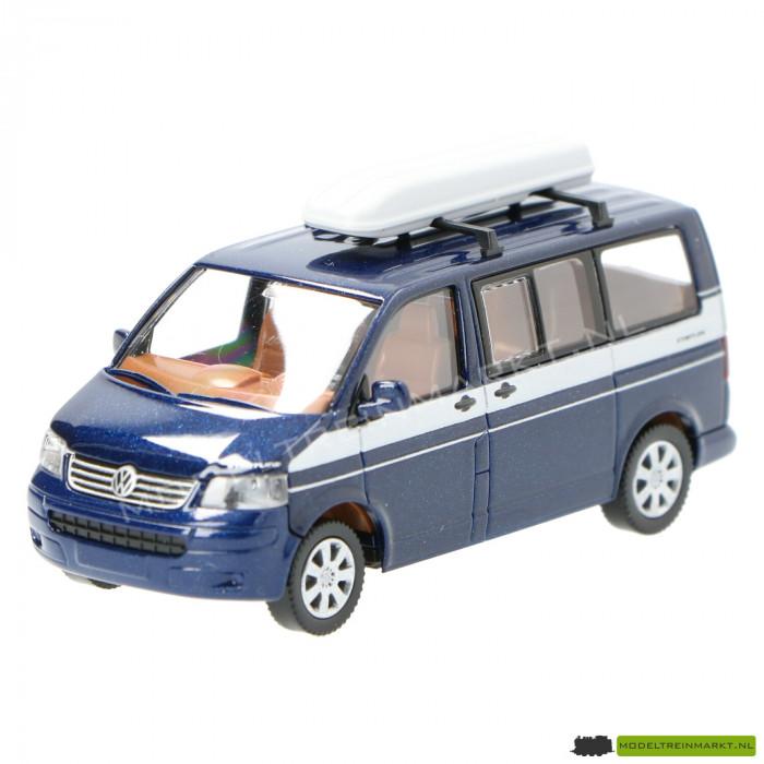0308 05 34 Wiking VW Multivan met Dakkoffer