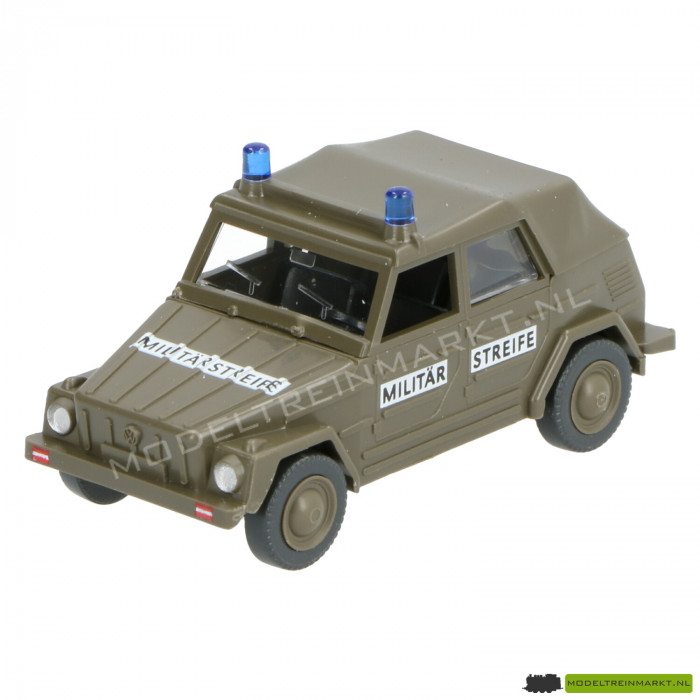 "697 01 28 Wiking VW 181 ""Militärstreife"""