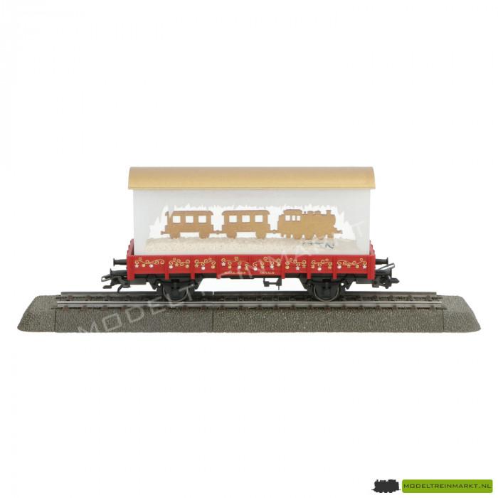 48412 Märklin Kerstrijtuig H0 2012