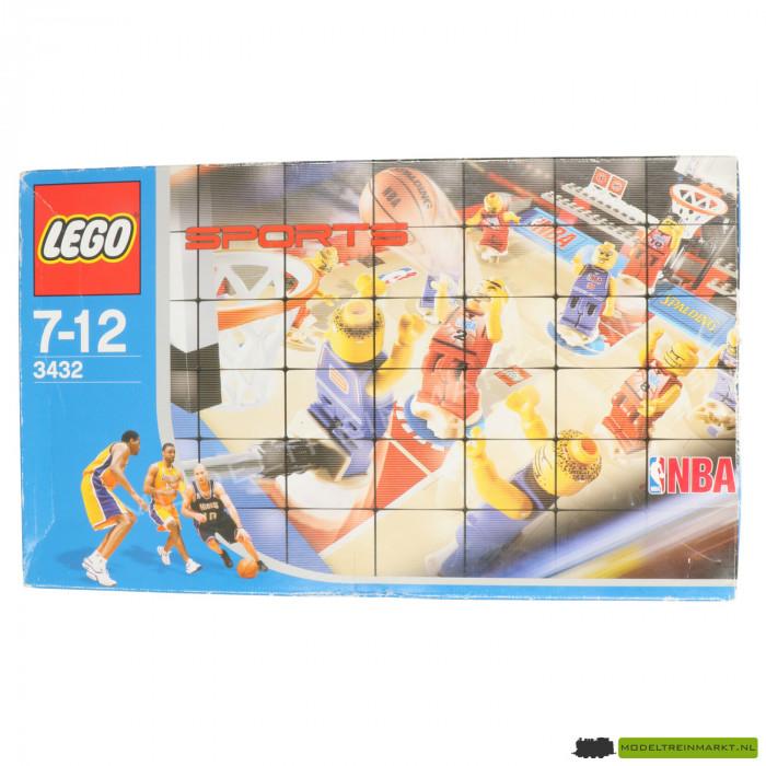 3432 LEGO® sports NBA Challenge Basketball set