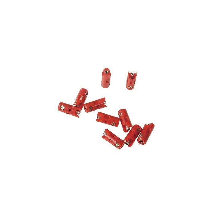 71425 Märklin Moffen Rood 10 stuks