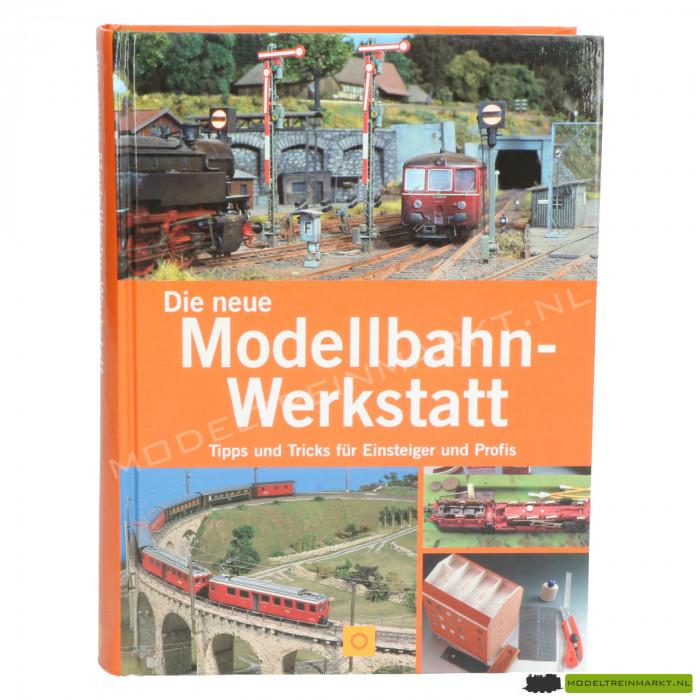 Die neue Modelbahn Werkstatt