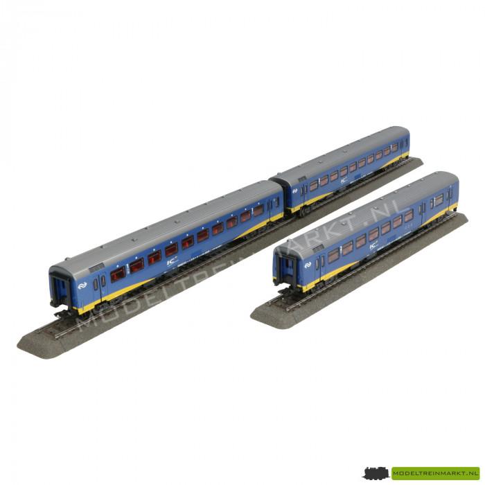42643 Märklin Rijtuigset - 3 sneltreinrijtuigen