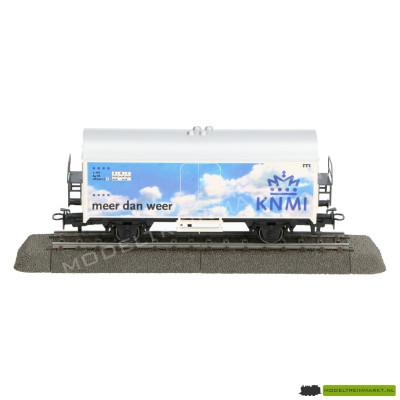 """Märklin 62854 Goederenwagon """"KNMI"""" Speciale uitgave"""