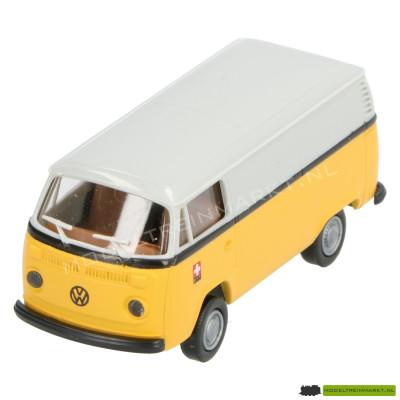 """163 Brekina VW Kastenwagen T2 """"PTT"""""""