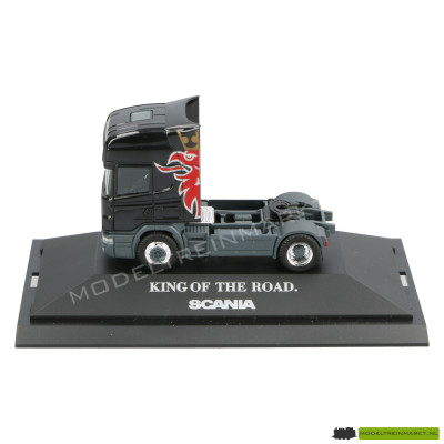 "Herpa Scania ""King of the road"""