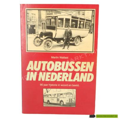 Autobussen in Nederland