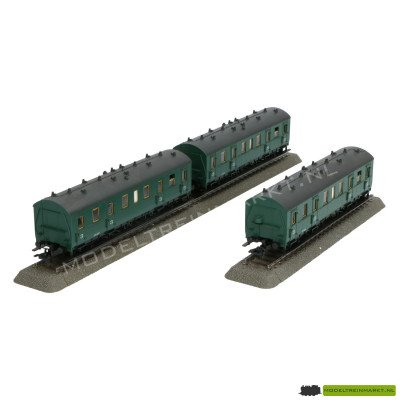 4397 Märklin passagierswagon set