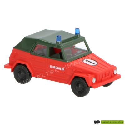 """696 02 21 Wiking VW 181 """"fliegerhorst"""""""
