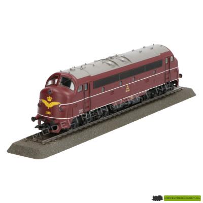 39670 Märklin Diesellocomotief MY1100 van de DSB