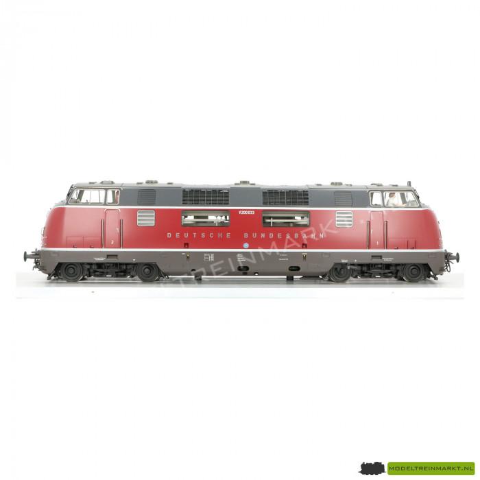 102007 KM-1 Baureihe V200 033 DB - Museum uitvoering