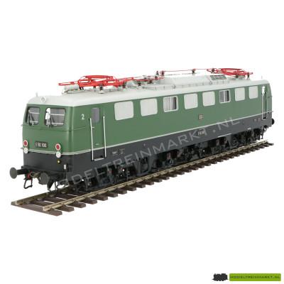 13031 Wunder Baureihe E 50 100 DB Groen met dubbele lampen