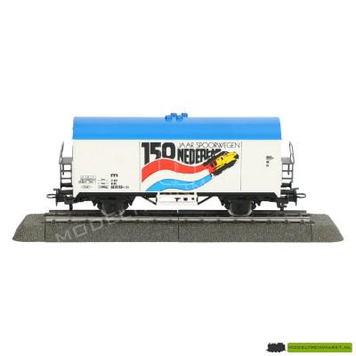 4415. Marklin NS Gesloten goederen wagon 150 jaar Spoorwegen Nederland