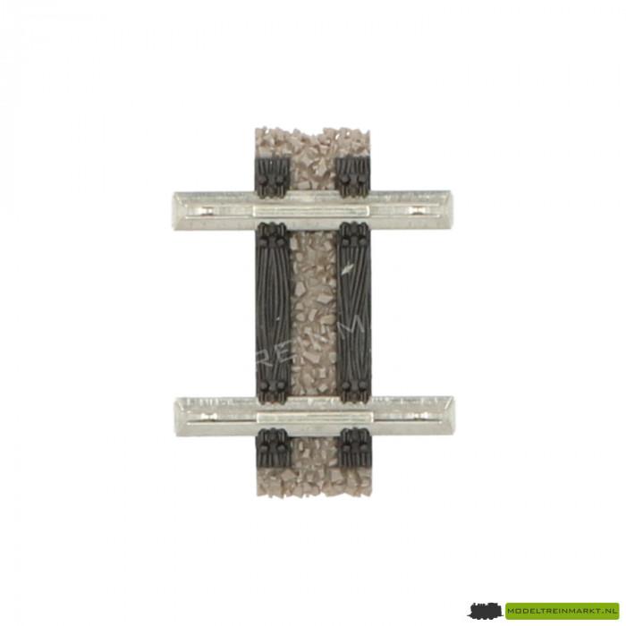 6107 Profigleis rechte rail 10 mm