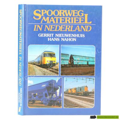 Spoorweg materieel in Nederland