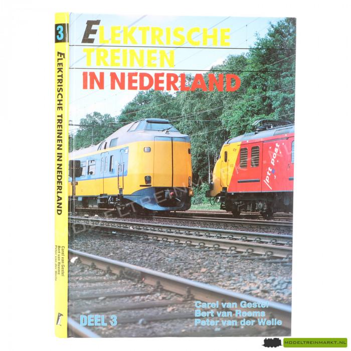 Elektrische Treinen in Nederland