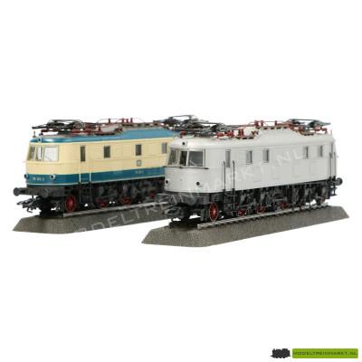 3667 Märklin Dubbel set BR 118 Elektrische locomotief