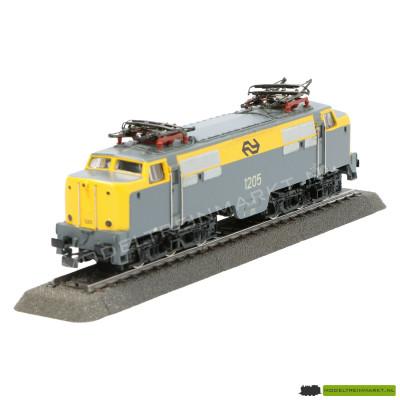 3055 Marklin locomotief NS Geel/Grijs 1205