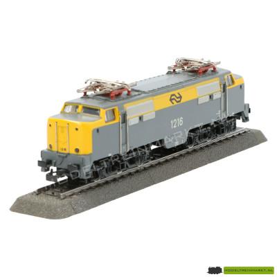 3055 Marklin locomotief NS Geel/Grijs 1216