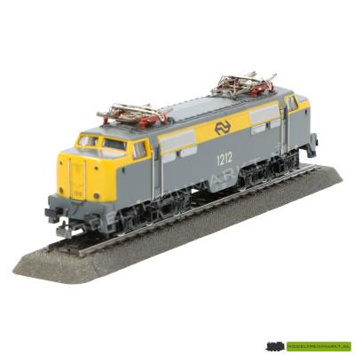 3055 Marklin locomotief NS Geel/Grijs 1212