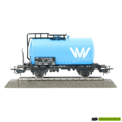 4642 Märklin Ketelwagen blauw met logo
