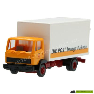 552 04 Wiking - PTT Koffer LKW (MB 814)