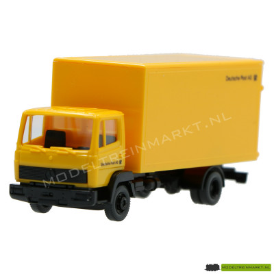 552 03 25 Wiking - Post AG Koffer-LKW (MB 814)