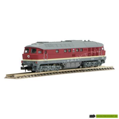 11139 Minitrix - Diesel Locomotief uit Startset (DR) BR - 132