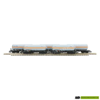 15417 Minitrix - Ketelwagenset (VTG/Eva) 5 stuks DB BR - 781/791