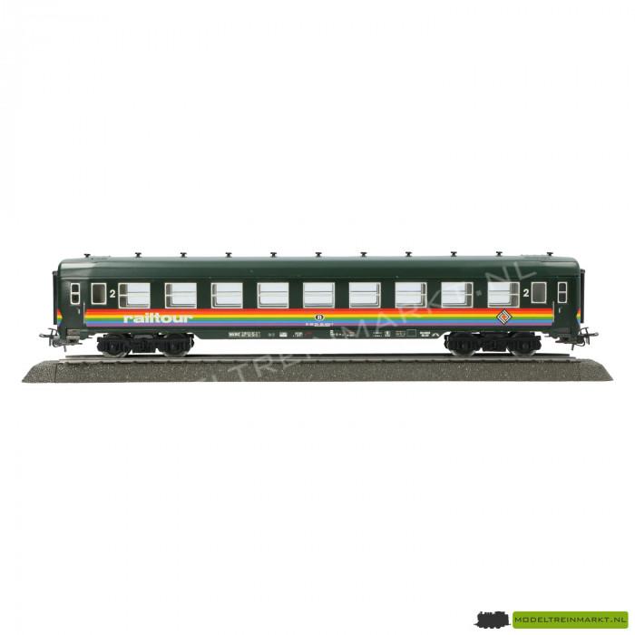 4119 Marklin - Slaapwagen NMBS - BR 51