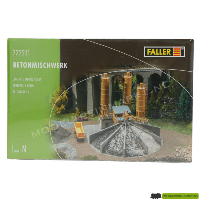 222211 Faller - Beton Fabriek