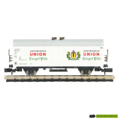 91082 Mini Trix - Koelwagon 'Dortmunder Union'