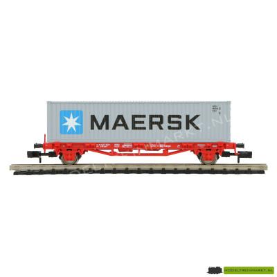 931882.3 Fleischmann - Container Wagon met 'Maersk' Container