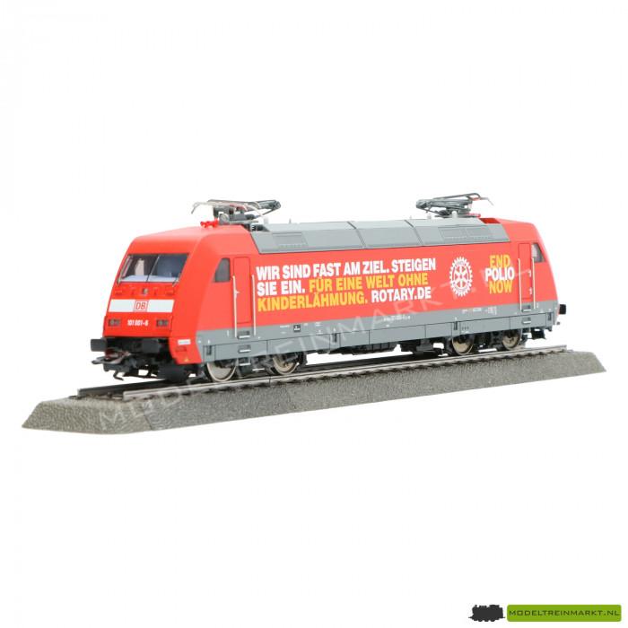 39371 Marklin - Elektrische Locomotief 'Rotary End Polio Now' - DB AG