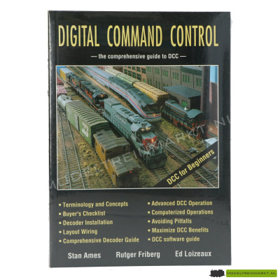 Digital Command Control for Beginners