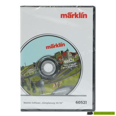 60521 Marklin - 2D en 3D baan plannen maken met de computer