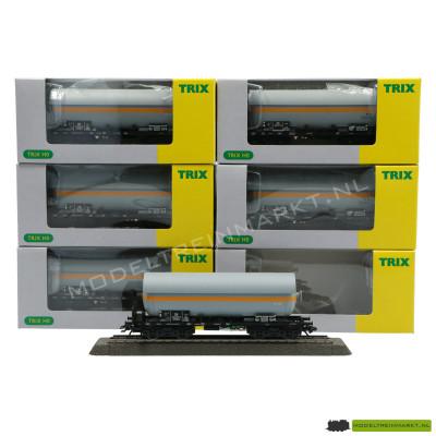 24352 Trix - Set van 6 Gasketelwagens - DB