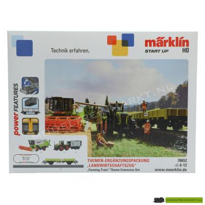 78652 Marklin - Boerderij thema uitbreidingsset