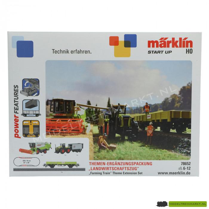 78652 Marklin - Boerderij thema uit breidings set